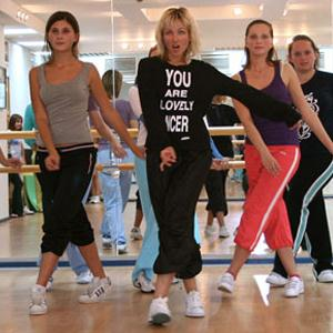 Школы танцев Кервы