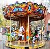Парки культуры и отдыха в Керве