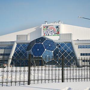 Спортивные комплексы Кервы