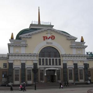 Железнодорожные вокзалы Кервы