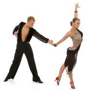 Клуб танцевального спорта Югения - иконка «танцы» в Керве